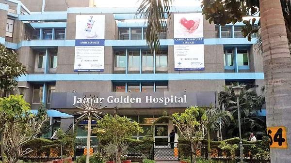 जयपुर गोल्डन अस्पताल में ऑक्सीजन की कमी (फाइल फोटो)