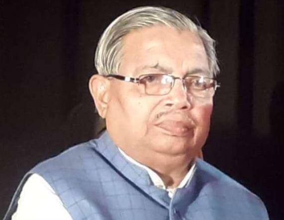 BJP MLA सुरेश श्रीवास्तव की कोरोना से मौत (फाइल फोटो)
