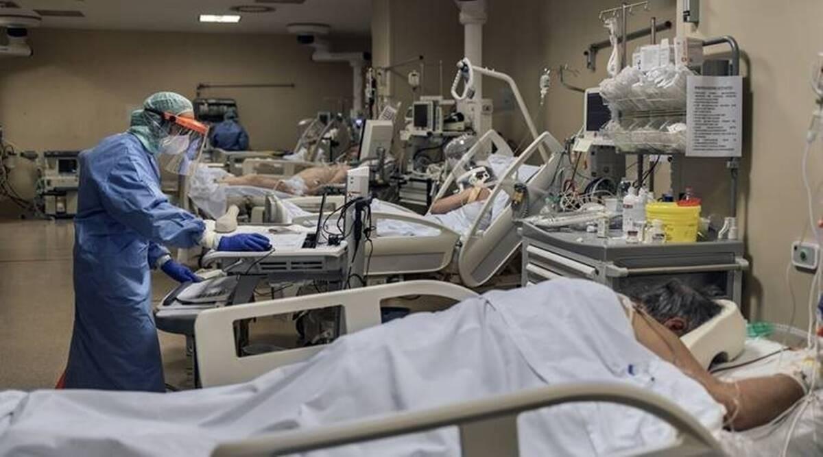 यूपी के अस्पतालों में ऑक्सिजन की किल्लत जारी (फाइल फोटो)