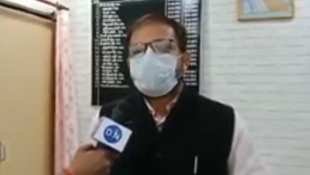 गौरव सिंह सोगरवाल, सीडीओ, महराजगंज