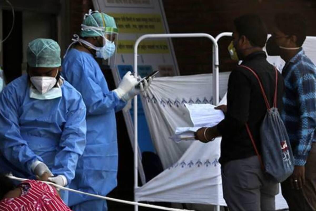 यूपी में कोरोना से मौत के मामलों में लगातार बढ़ोत्तरी (फाइळल फोटो)
