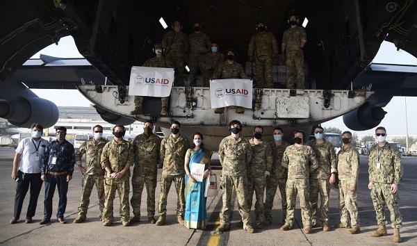 अमेरिका से 545 ऑक्सीजन कंसंट्रेटर दिल्ली पहुंचे