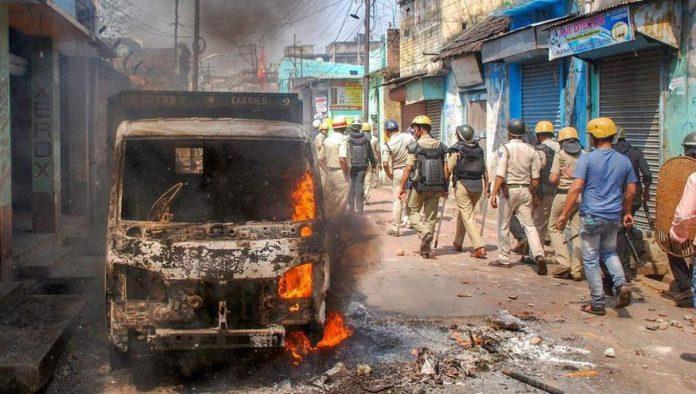 बंगाल में हिंसक घटनाएं चिंतजानक (फाइल फोटो)