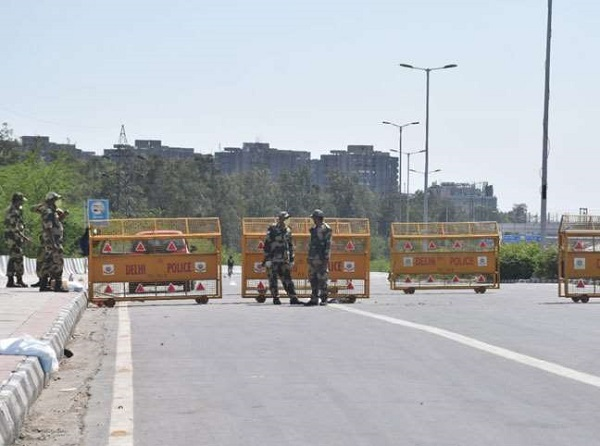 दिल्ली में बढ़ा लॉकडाउन (फाइल फोटो)