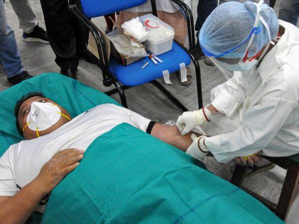 यूपी में कोरोना संक्रमितो के ठीक होने की दर में इजाफा (फाइल फोटो)