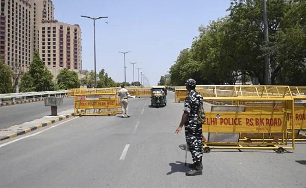 दिल्ली एक हफ्ता और बढ़ा लॉकडाउन (फाइल फोटो)
