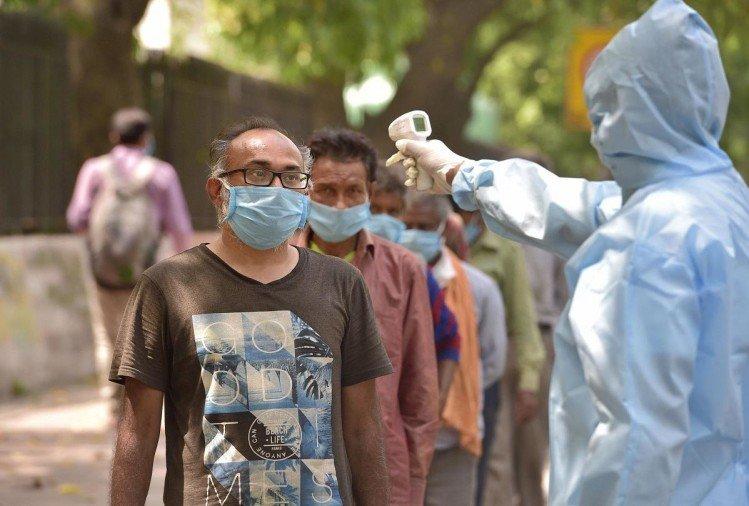 यूपी में कोरोना संकट जारी (फाइल फोटो)