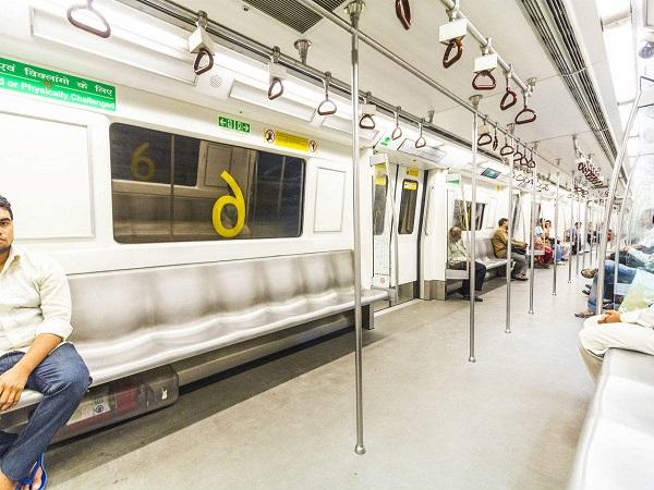 दिल्ली मेट्रो 7 जून से होगी शुरू (फाइल फोटो)