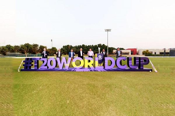 T20 विश्व कप 2021 के लिए समूहों की घोषणा