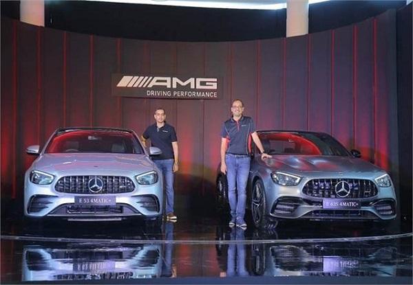 मर्सिडीज ने भारत में लॉन्च की दो नई कारें (फाइल फोटो)