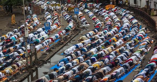 भारत में कल मनाया जाएगा ईद-उल अजहा (फाइल फोटो)