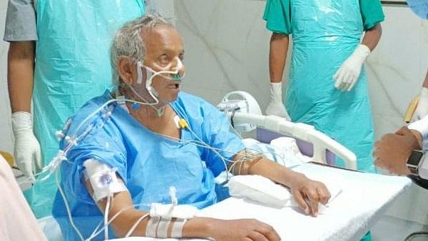 उत्तर प्रदेश के पूर्व मुख्यमंत्री कल्याण सिंह  (फाइल फोटो)