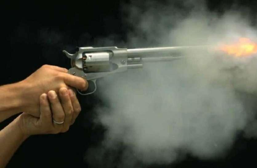 गोली मारने वाला आरोपी जवान गिरफ्तार (सांकेतिक फोटो)