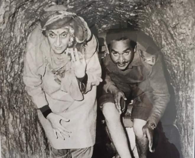 चर्चा में देश की पूर्व प्रधानमंत्री इंदिरा गांधी की ये पुरानी तस्वीर
