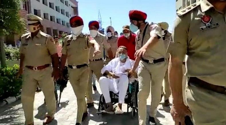 मुख्तार अंसारी को पंजाब की रोपड़ जेल से बांदा जेल किया गया था शिफ्ट (फाइल फोटो)
