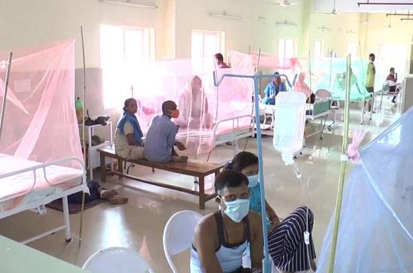 कानपुर के अस्पताल का हाल