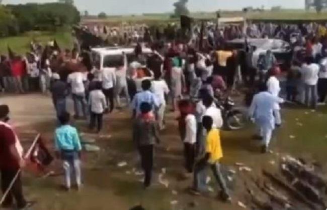 हिंसक घटना में मारे गये 9 लोग