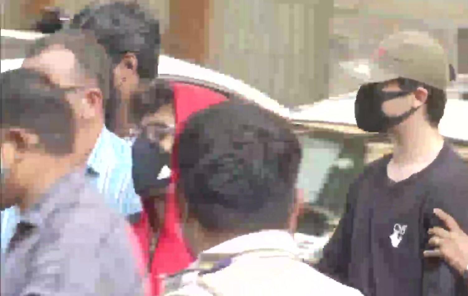 आर्यन खान को कोर्ट में किया गया पेश